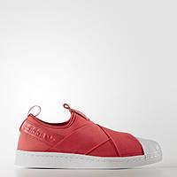 Стильные кроссовки-слипоны для повседневной носки adidas Superstar BB2118 - 2017