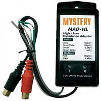 Преобразователь уровня сигнала Mystery MAD-HL