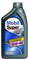 Моторное масло Mobil SUPER 2000 DIESEL 10W40 1л