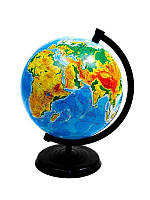 Глобус Землі фізичний 220мм (12)