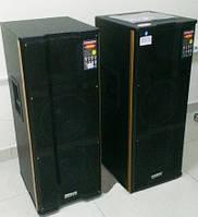 Колонки с микрофоном активная акустическая система Temeisheng T-230