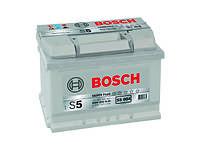 Аккумулятор Bosch S5 Silver Plus 0092S50040 61Ач R