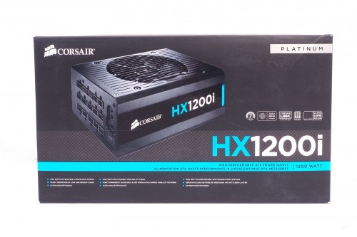 Блок питания Corsair HX1200i (CP-9020070)