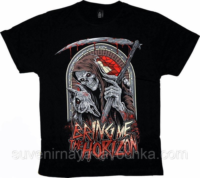 Рок футболка Bring Me the Horizon