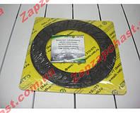 Ремкомплект диска сцепления Ваз 2103 2106 2121 нива (накладки + заклепки сцепления сверленые)