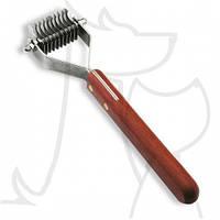 Рейк-колтунорез ARTERO,10 зубцов, деревянная рукоятка