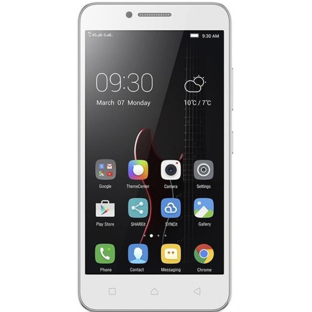 Мобильный телефон Lenovo Vibe C (A2020) White (PA300041UA)