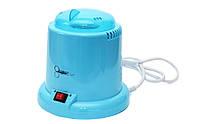 Стерилизатор кварцевый (шариковый) с глубокой чашей Global Fashion G-70, голубой, фото 1