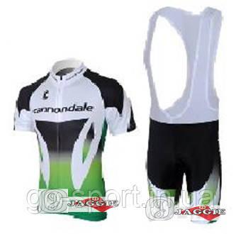 Велоформа CANNONDALE 2012 bib v2