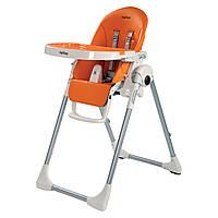 Стульчик для кормления «Peg-Perego» Prima Pappa Zero3 BL38 цвет: оранжевый (IMPP030005BL38)