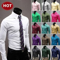 Мужская рубашка. Разные цвета, фото 1