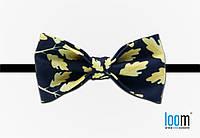Бабочка \ Краватка \ Метелик Loom - Gold Oak