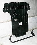 Захист картера двигуна і акпп Infiniti (Інфініті) FX35 2003-, фото 2