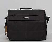 Мужская сумка через плечо Gorangd. Повседневная сумка через плече  А4. Хорошее качество.  Код: КГ523