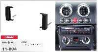Рамка переходная Carav 11-004 Audi TT 98-06 1DIN