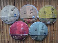 Чай черный шу-пуэр (2014 год) 100 грамм