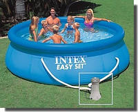 Надувной бассейн Intex Easy Set Pool 457Х84 СМ