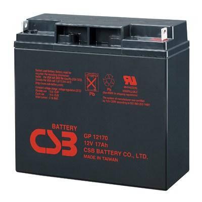 Батарея к ИБП CSB 12В 17 Ач (GP12170), фото 2