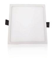 LED светильник 8W LedEX врезной квадрат 4000K (нейтральный)