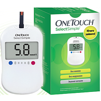 Глюкометр Ван Тач   Селект Симпл (Оne Touch Select Simple), фото 1