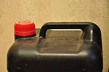 Каністра пластикова для рідини 10 літрів (б/у), фото 3