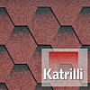 Katepal Katrilli — битумная черепица, гибкая кровля