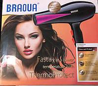 Фен для волос профессиональный Braoua BR-8831 4000W