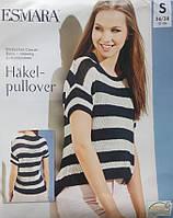 Женский пуловер вязаная кофта Esmara размер S 36 38 новая, фото 1