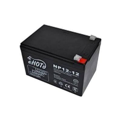 Батарея к ИБП Enot 12В 12 Ач (NP12-12), фото 2