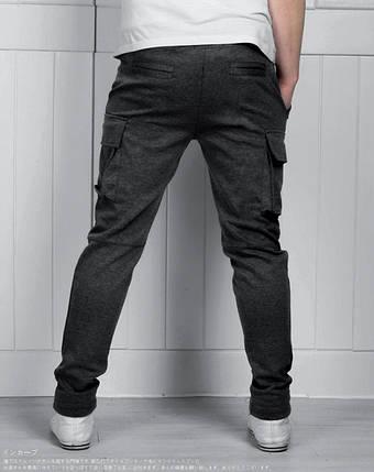 Спортивные мужские штаны карго, фото 2