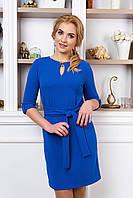 Стильное женское платье Маранта электрик    44, 48  размеры