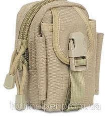 Поясная тактическая сумка(подсумок) THUNDER M2