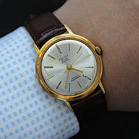 Полет Poljot De Luxe Automatic часы СССР, фото 1