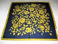 Платок Kenzo шёлковый   можно приобрести на выставках в доме торговли Киев