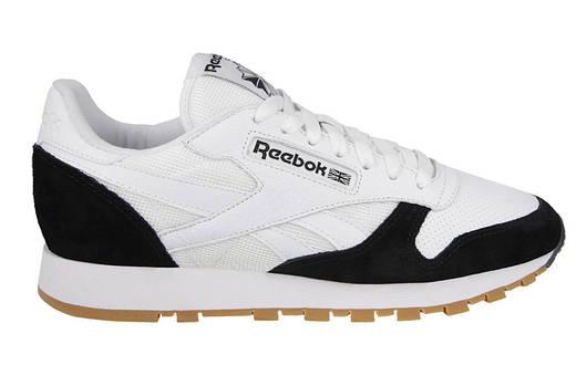 "Мужские кроссовки  Reebok Classic Leather Perfect Split Pack ""White"""