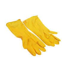 Перчатки латекс хозяйственные, фото 2