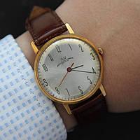 Луч 2209 механические тонкие часы СССР, фото 1
