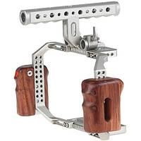 Movcam Camera Cage Kit 2 for Blackmagic Design Cinema Camera (MOV-303-1800-K2)