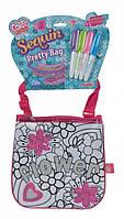 Мини сумочка с блестками Color Me Mine Simba 6379148