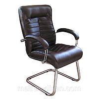 Кресло Орион CF Хром Неаполь-20 чёрный.