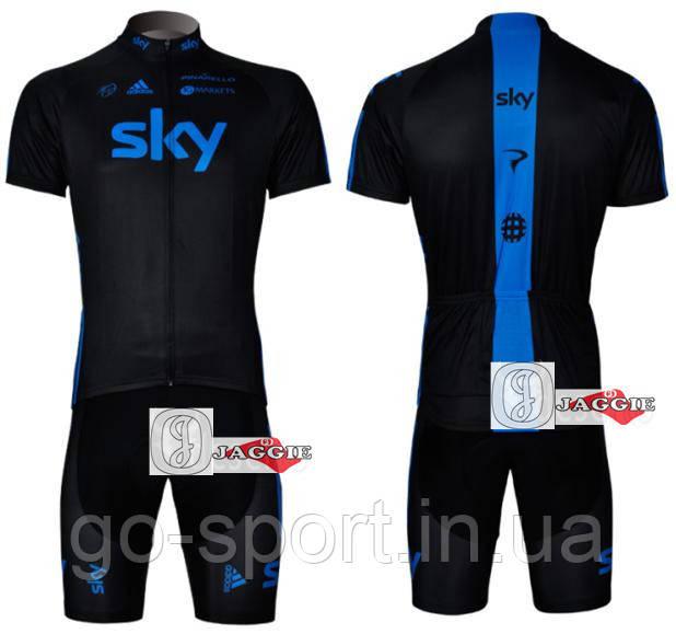 Велоформа SKY 2012 bib v1