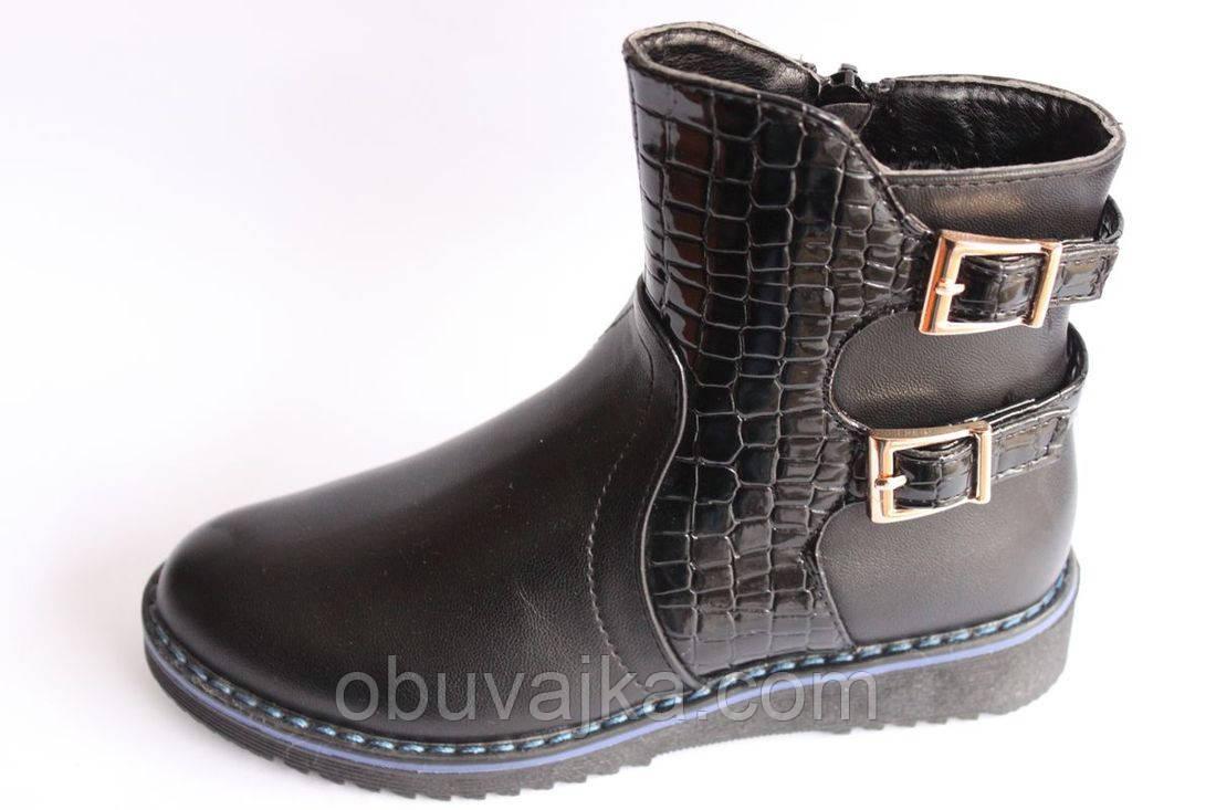 040559bec5c60 Демисезонная обувь Ботинки для девочек от фирмы MLV(32-37), цена 215 ...