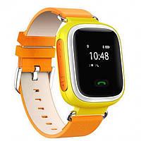 Детские умные часы GW900 (Q60) Orange Тип Детские умные часы с GPS трекером;Диагональ экрана, дюймов 0.96;Ра