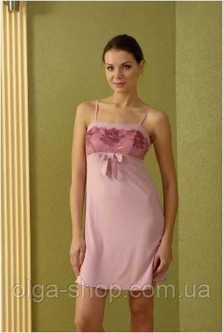 Сорочка Shato - 414 (женская одежда для сна, дома и отдыха, домашняя одежда, ночная рубашка)