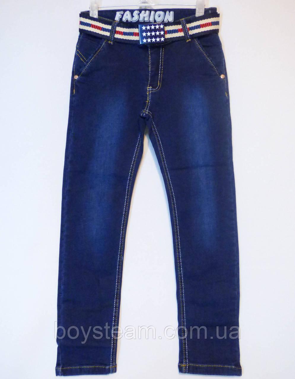 Веснянні джинси для хлопчиків-підлітків від 8 до 16 років (134-164см.)  Фірма-Yilihao. Польща. 99785ddf87211