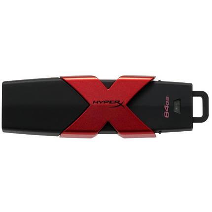 USB флеш накопитель Kingston 64GB HyperX Savage USB 3.1 (HXS3/64GB), фото 2