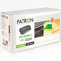 Картридж PATRON для HP LJP2015/P2014 /Q7553X (PN-53XR) Extra (CT-HP-Q7553X-PN-R)