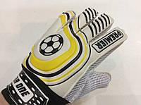 Перчатки вратарские детские PREMIER №4 с защитой пальцев