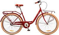 Велосипед Дорожник Lux Shimano Nexus 17 26 2017 красный (OPS-D-26-027)