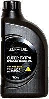 Моторное масло Mobis Hyundai/KIA  SUPER EXTRA GASOLINE 5W-30 1 Л (05100-00110)